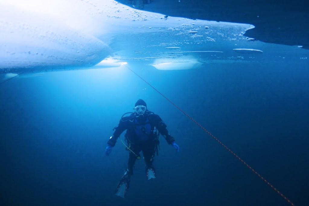 Formation adulte : Spécialité sous-glace